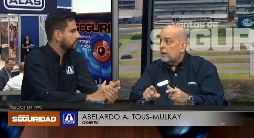 Entrevista Abelardo Tous Mulkay de Genetec