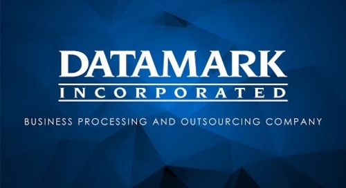 Datamark - Business Processing and Outsourcing Company