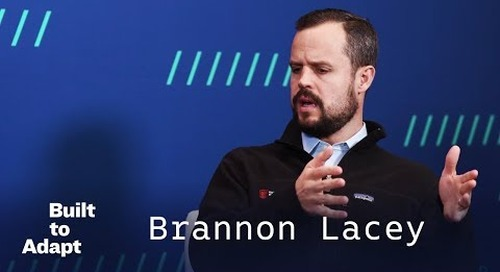"""Brannon Lacey, Rackspace 