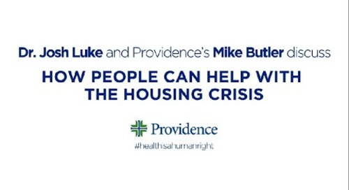 Housing crisis solutions with Mike Butler