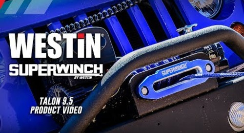 Superwinch Talon 9.5 Winch