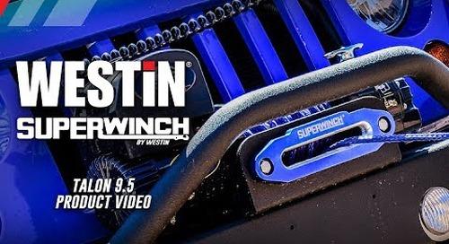 Superwinch Talon 9.5 Winch