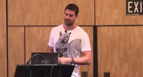 CloudCredo - Project Decker: Cloud Foundry with Docker (Cloud Foundry Summit 2014)