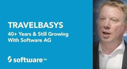 travelbasys: 40+ years & still growing with Software AG