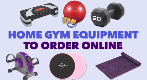 A Guide to the Best Home Gym Equipment