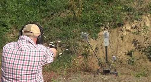 Modular Shooting Target System #4
