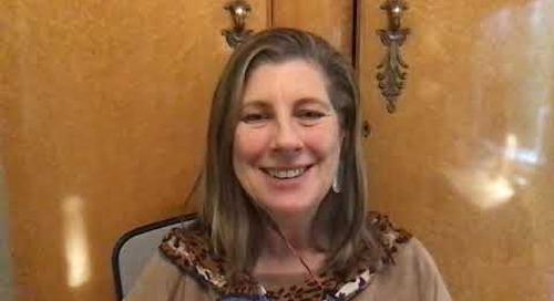 Message from Suzanne Mueller - November Newsletter