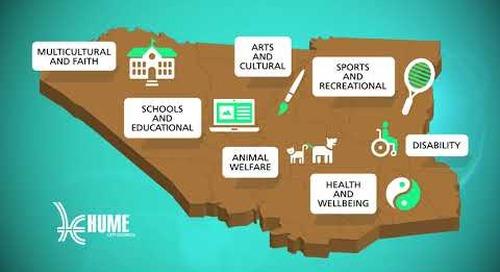 Hume City Council Community Grants 2019