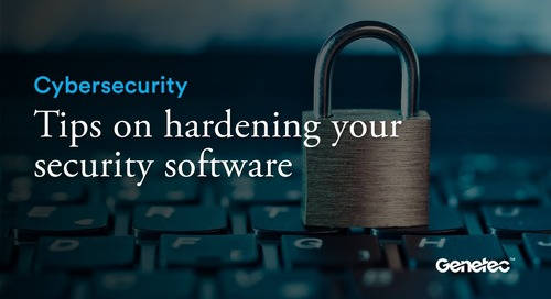 Tips on hardening your security software