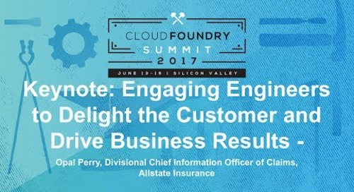 Keynote: Engaging Engineers to Delight the Customer and Drive Business Results