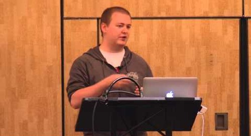 Pivotal - Keep Calm and Ship Services (Cloud Foundry Summit 2014)