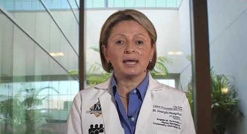 Cancer Prevention (Spanish) featuring Angela Acevedo, RN