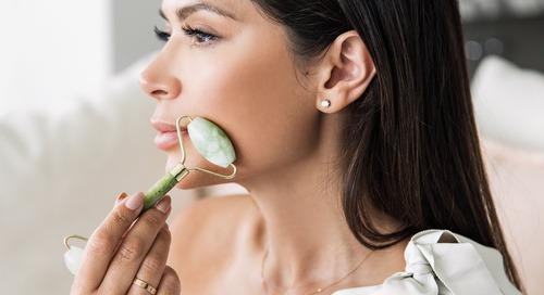 Mengenal Jade Roller, Tren Perawatan Wajah Favorit Beauty Influencer