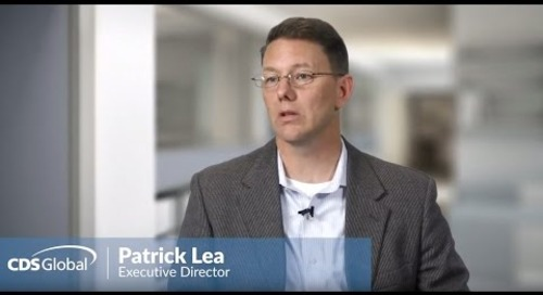 Zaloni Customer Success - CDS Global, Patrick Lea