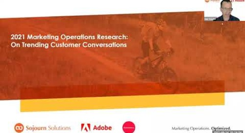 Empowering Marketing Operations Improves Marketing Performance