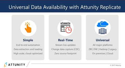 Webinar: Top Trends for Moving Your Data to the Data Warehouse in the Cloud