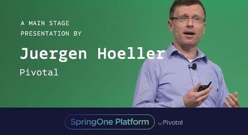 Juergen Hoeller, Pivotal at SpringOne Platform 2017