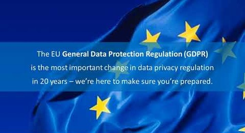 Inspiring Trust and Transparency: Skyword's Compliance with GDPR [Webinar]
