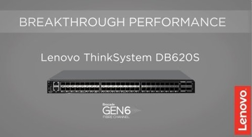 Lenovo DB620S SAN Switch: Product Video