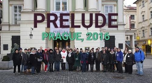 Prelude 2016 - Prague