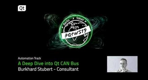 What Qt CAN Bus improvements mean for Controller Area Networks (CANs)