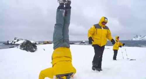 Highlights of an Antarctic Expedition