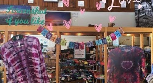Door County's Fabric Art by Martha   Door County Social