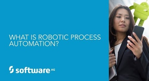 Episode 1: What exactly is Robotic Process Automation?