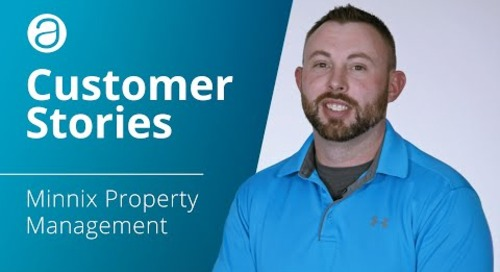AppFolio Customer Stories – Minnix Property Management
