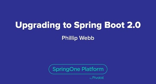 Upgrading to Spring Boot 2.0