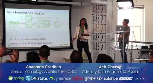 Chicago RDBMS Data Migration: Modernizing Traditional ETL into microservices
