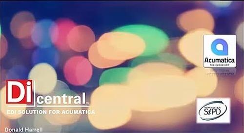 DiCentral EDI solution for Acumatica