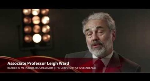 2015 ATSE Clunies Ross Award: Associate Professor Leigh Ward