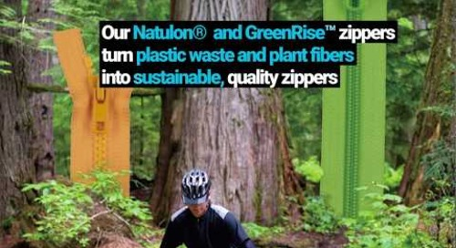 YKK's Sustainability Initiatives overview