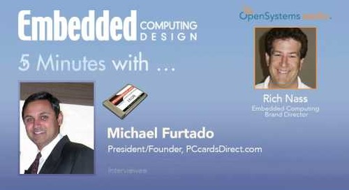 Five Minutes With… Michael Furtado, President/Founder, PCcardsDirect.com