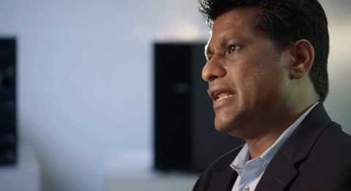 Dr. Bhushan Desam at Lenovo discusses Artificial Intelligence and ThinkSystem