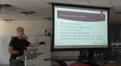 Computer Science Education as an Engineering Problem — Emmanuel Schanzer