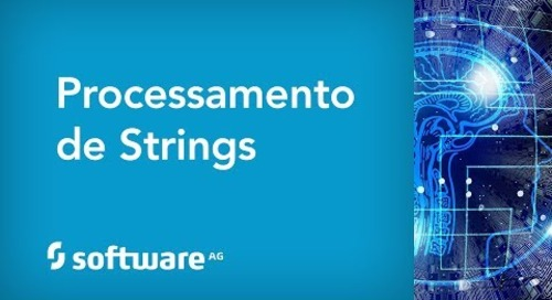 Processamento de Strings
