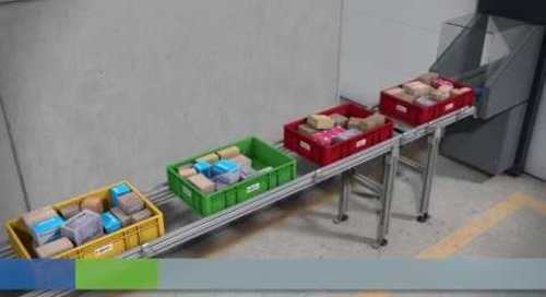 Assembly Kit Management Automated Storage for Distribution Centers ASRS
