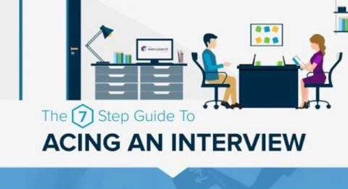 The 7 Step Guide To Acing An Interview