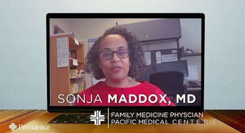 Dr. Sonja Maddox - Why I chose to get the COVID-19 Vaccine