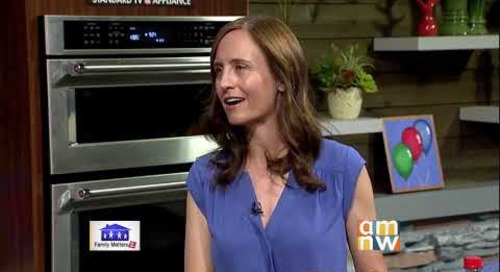 Providence KATU Family Matters 6/12/19 AMNW 52109 Kids' Health with Stacey Cochran