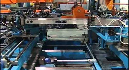 Samco Machinery Light Commercial Base Rail Line