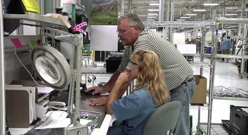 Rockwell Automation – Customer Success Video