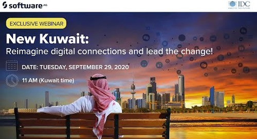 New Kuwait: Reimagine digital connections and lead the change!