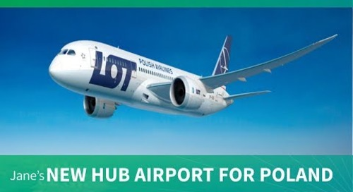 Ben Vogel talks about the new hub airport for Poland