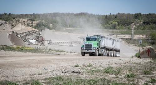 Mack Trucks 360º Virtual Reality Test Drive - Mack Titan