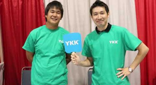 YKK Corporation of America at JapanFest Atlanta 2018