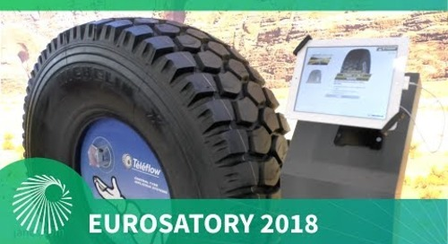 Eurosatory 2018: MICHELIN presents its latest military tyres
