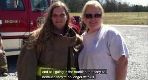 #YKKProud- Stephanie Dulaney and Stevie Bruce